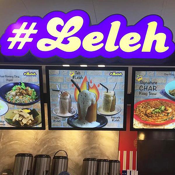 #Leleh-Tesco-Damansara